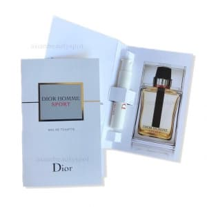 Dior Homme Sport Christian Dior for men EDT Spray 1ml.