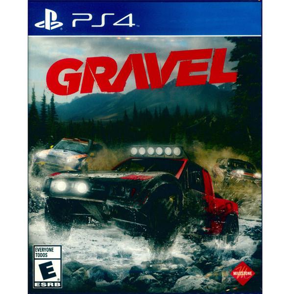"PS4 ""gravel racing Gravel"" English US version"