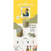 Chia ชานมไข่มุก [มัทฉะลาเต้ญี่ปุ่น]