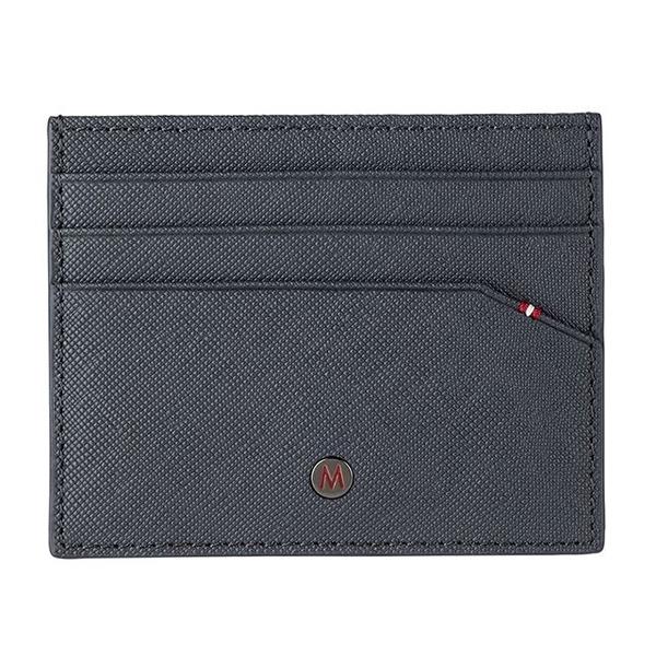MONDAINE SBB Emblem Series 6 card holder - black 190901BO