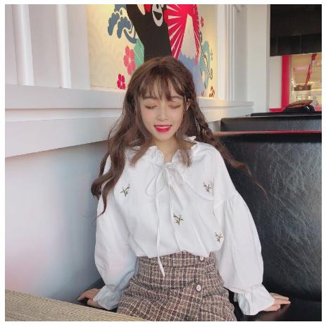 เสื้อสไตล์เกาหลี