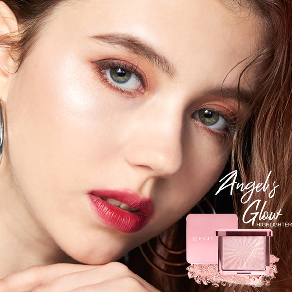 (mkup)MKUP beauty coffee angel highlights bright disc two colors 6.5g
