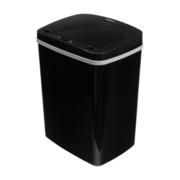 ถังขยะแบบเหนี่ยวนำกันน้ำ Can-Black 12L