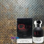MeiLiSha Q7 Vaporisateur Eau De Toilette 50ml. น้ำหอมผู้ชายกลิ่นไฮโซหรูหราสปอร์ตแมนผสานความเซ็กซี่แข็งแรงน่าค้นหาชวนเข้ามาสัมผัสใกล้ๆ