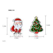 (GIUMKA) GIUMKA Merry Christmas ต่างหู MF5140
