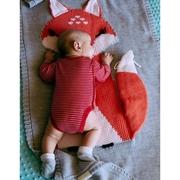 เด็กผ้าห่มชายหาดสามมิติ (ภูมิปัญญาฟ็อกซ์)