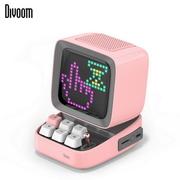 [Divoom] Ditoo พิกเซลบลูทูธ ลำโพง - เชอร์รี่สีชมพู
