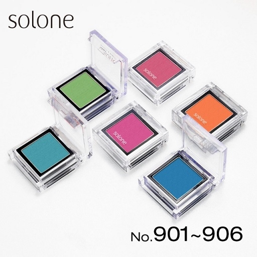(solone)Solone 90 Love Color Eye Shadow Set (0.85g*6)