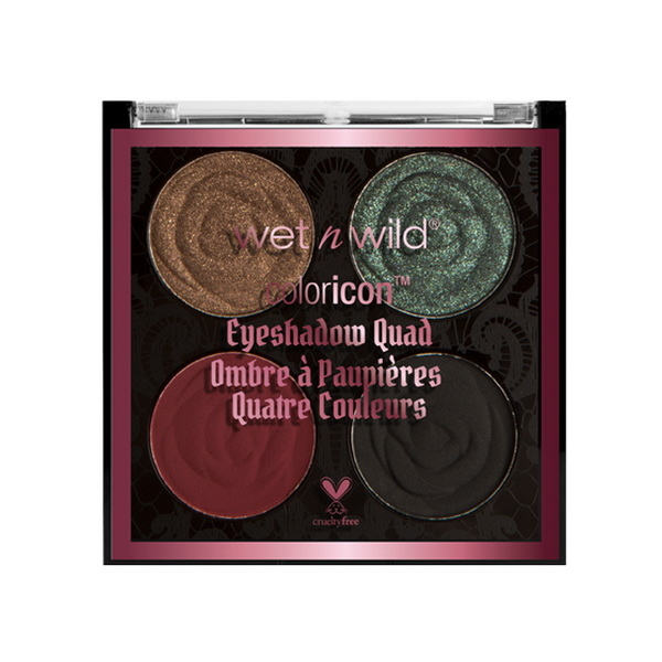 wet n wild rose four rebel Seyan palette - Silence thorns (4.8g)