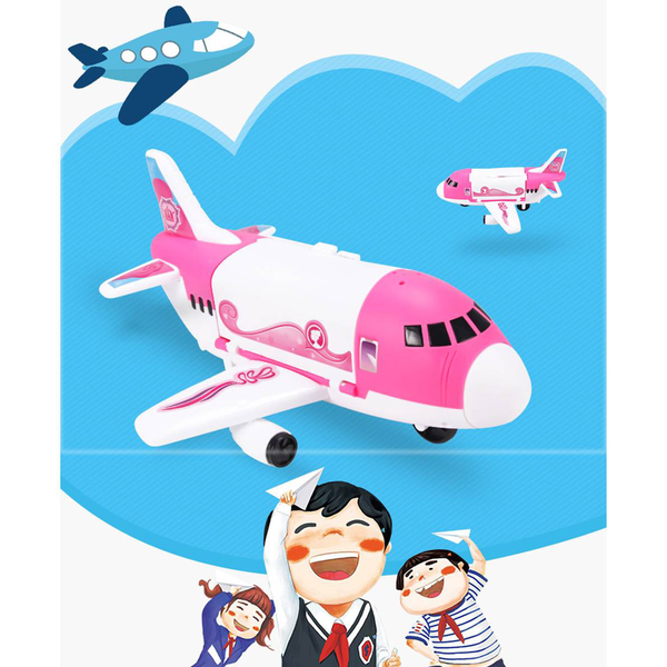 Around the World storing toys kids picnic aircraft