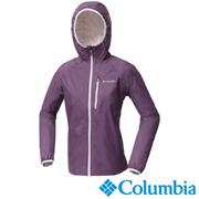 [OH] โคลัมเบียโคลัมเบียแจ็คเก็ตกันน้ำอุ่น - UXL50340DL สีม่วงเข้ม