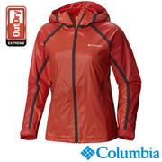โคลัมเบียโคลัมเบีย [OD] ไทเทเนียมชิ้นเดียวกันน้ำเสื้อ - URR10480RD สีแดง