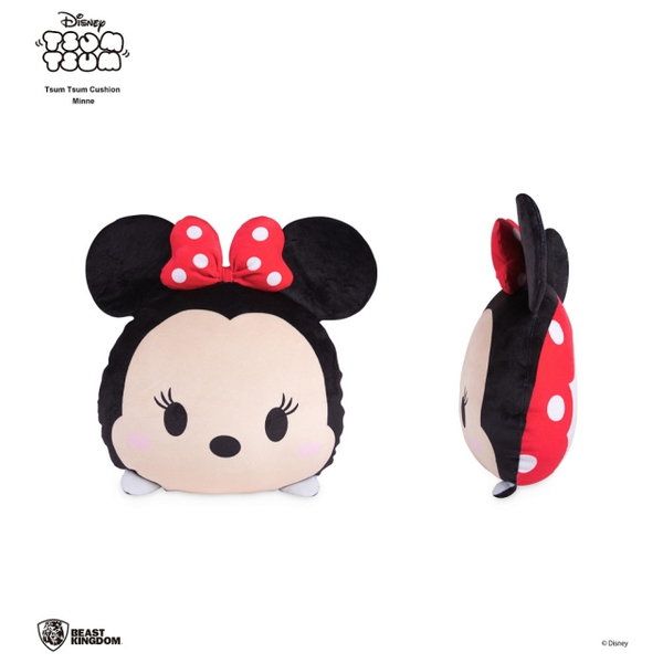 Tsum Tsum Ultra Soft Q Pillow Minnie