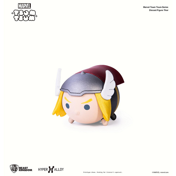 Marvel Tsum Tsum Series Alloy Doll Raytheon