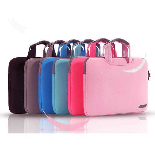 Colorful 13.3-inch portable anti-shock laptop bag