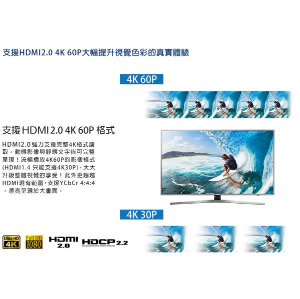 DigiSun UH818 4K HDMI 2.0 a distributor into eight AV