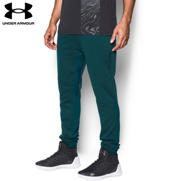 [ภายใต้เกราะ] M Courtside ซ้อนกางเกงขายาวสีเขียวเข้ม