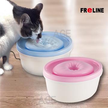 ประเภท FReLINE น้ำพุดื่มสัตว์เลี้ยง _FE-W012