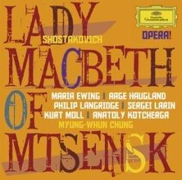 "Shostakovich: opera ""Muqinsiji County, Ms. Ma Kebai"" 2CD"