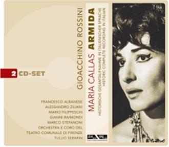 Rossini: Opera [Ami Da Goddess - Callas Art 2CD]