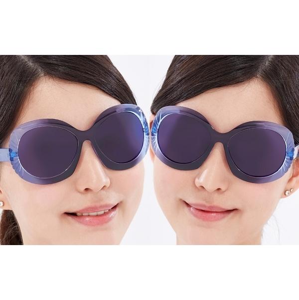 แคนดี้แฟชั่นแว่นตากันแดด - ม่วงหวาน
