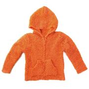 [EUPHORIA] นุ่มสบายลูกพลับส้มแจ็คเก็ตคลุมด้วยผ้า ~
