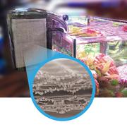 กรองบริสุทธิ์พิพิธภัณฑ์สัตว์น้ำ (15x50) [สีเขียว] ★ต้นฉบับชีวิตพิพิธภัณฑ์สัตว์น้ำนวัตกรรมเทคโนโลยีเว็บไซต์บริสุทธิ์★