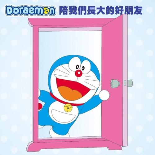 """(Doraemon)""""Doraemon"""" is full of AA 316L white steel necklace"""