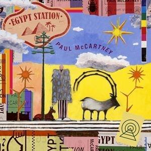 Paul McCartney / CD Inn Egypt