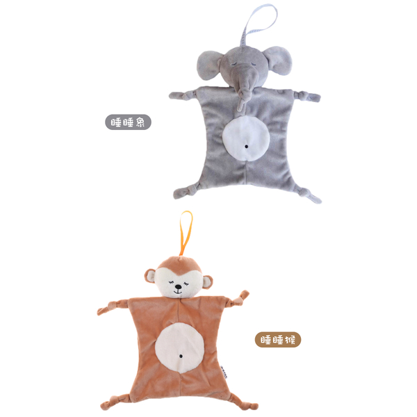 [Children] may Mummy cute baby animals to appease the towel - Shuishui Monkey