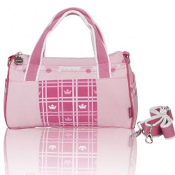 [Love] L & R and rich Disney DISNEY. Discovering Scottish bag DH4001-D