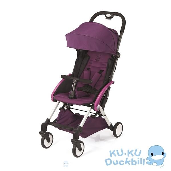 KUKU รถเข็นเด็ก - สีม่วง
