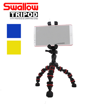Swallow Magic tripod group (including mobile phone clip)