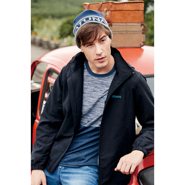 [ATUNAS Europe are satisfied] PRIMALOFT knitted woolen hats (A1AH1902N dark blue / brush / Rounuan / comfort / knitted hat / outdoor recreation)