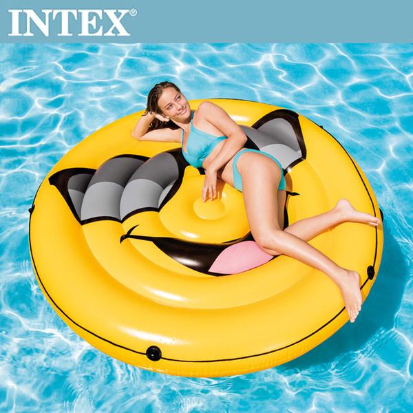 (INTEX)INTEX Sunshine Smile COOL GUY Float (57254)