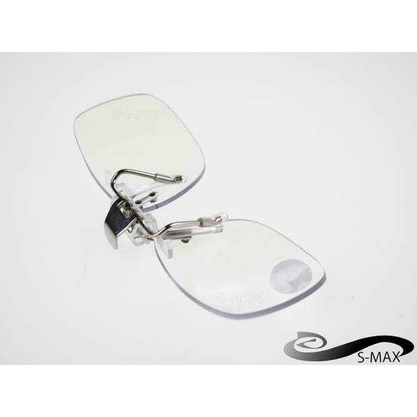 Special praise ★ recommend [brand] S-MAX agents clip-on design of new anti-top Blu-ray can lift the PC lens anti UV400 sunglasses