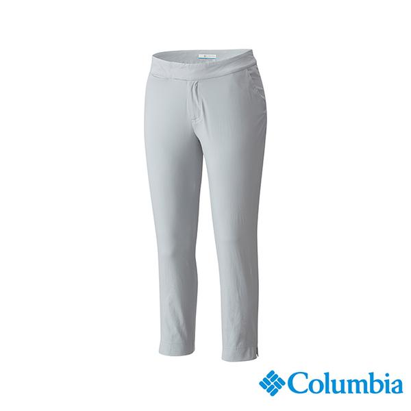 โคลัมเบียโคลัมเบียรุ่นหญิง -UPF50 การรั่วไหลของกางเกง - สีเทา UFK00040GY