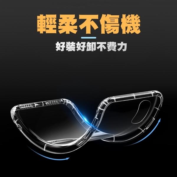 ▲ DPS ▲ For: Samsung J4 2018 crash protection shell - transparent