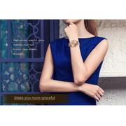 【Ela】ชุดนาฬิกา และ สร้อยข้อมือ - สีโรสโกลด์