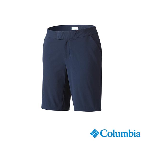 โคลัมเบียโคลัมเบียรุ่นหญิง -UUPF50 รั่วไหลกางเกงขาสั้น - สีน้ำเงินเข้ม UFK00120NY