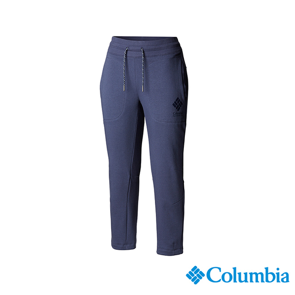 โคลัมเบียโคลัมเบียรุ่นหญิง -UPF50 กางเกงผ้าฝ้าย - UAR25620NY สีน้ำเงินเข้ม
