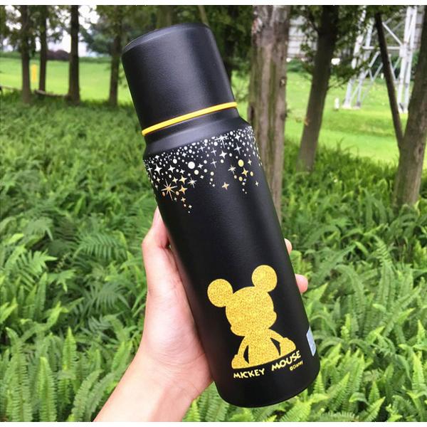Disney Mickey กระบอกน้ำเก็บอุณหภูมิมิกกี้ / มินนี่ ขนาด 500 มล.