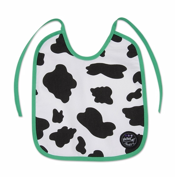 British Skibz strap style bibs two groups - the stars of the cows