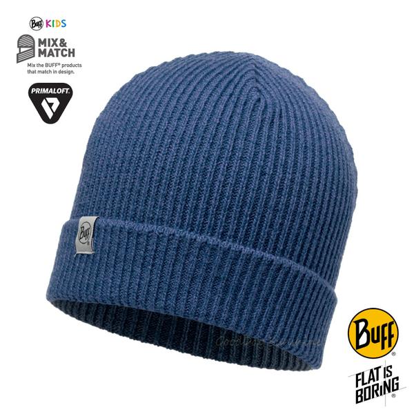 [BUFF] BF116053 dark blue knit teen POLAR warm hat SPARKY