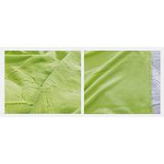 EUPHORIA] [ความสะดวกสบายผ้าห่มนุ่ม (รุ่นกลั่น) 80X90 ซม. - สีเขียวมะนาว