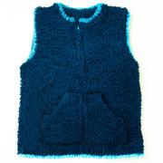 [EUPHORIA] Soft เสื้อกั๊กสบาย - Deep Blue