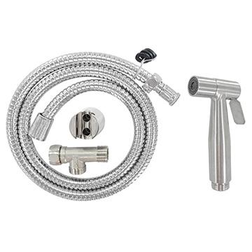 Stainless steel sanitary irrigator