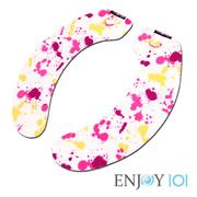 """""""ENJOY101"""" ที่นั่งห้องน้ำ - การเดินทางแบบพกพา - หมึกสี"""