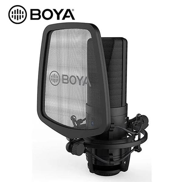 (BOYA)BOYA BY-M1000 Video Studio Large Microphone Microphone Li Fu Company
