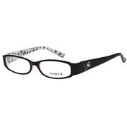 PLAYBOY- แฟชั่นแว่นตา - -PB85038 สีดำ